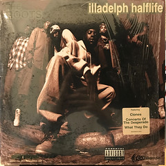 THE ROOTS:ILLADELPH HALFLIFE(JACKET A)
