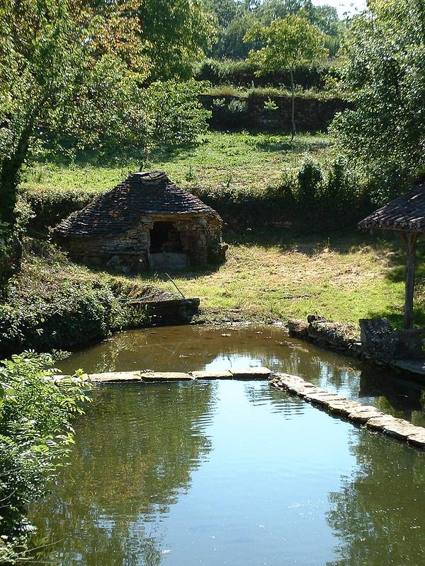 Saillac - Lavoir (bourg)