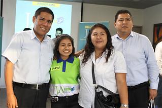 """Alineada a su pilar de Emprendimiento, la Universidad San Ignacio de Loyola junto con Junior Achievement Perú dieron inicio a la segunda edición del """"JA School Startup USIL"""", el primer programa de emprendimiento para escolares de 5.° año de secundaria en el Perú."""