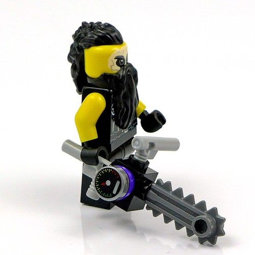LEGO Ninjago Sawyer 01