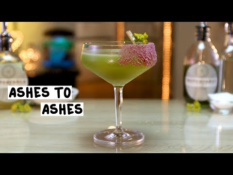 Ashes to Ashes - Tipsy Bartender