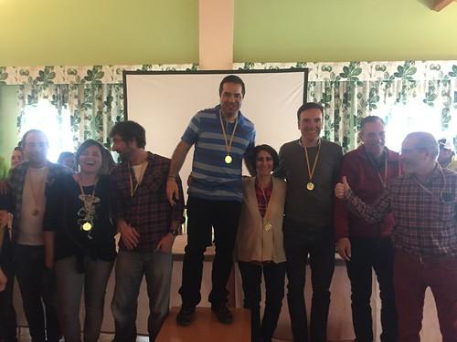 Entrega de medallas sociales Cevb 2018