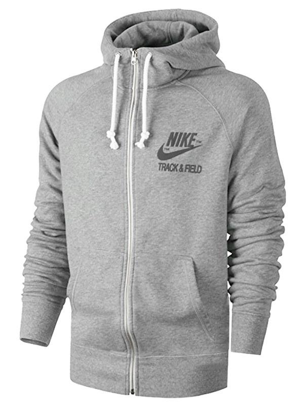 nike track and field hoodie