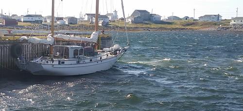 Cooks Harbour storm refuge