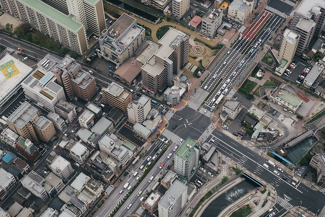 Tokyo From Above-12