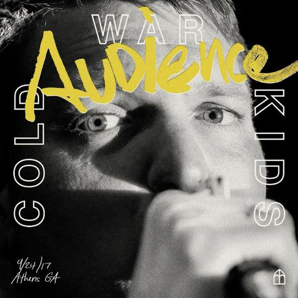 Cold War Kids - Audience