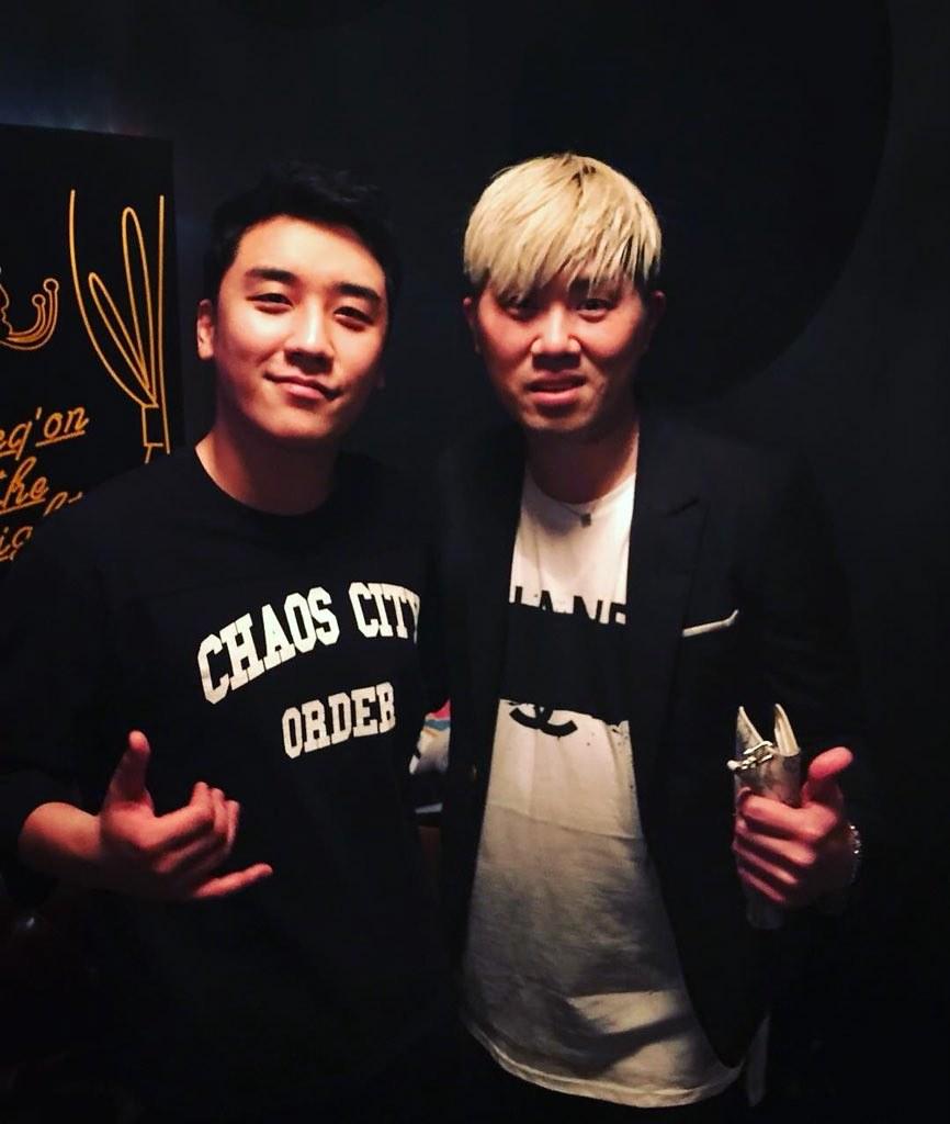 BIGBANG via GottaTalk2V1212 - 2018-04-13  (details see below)