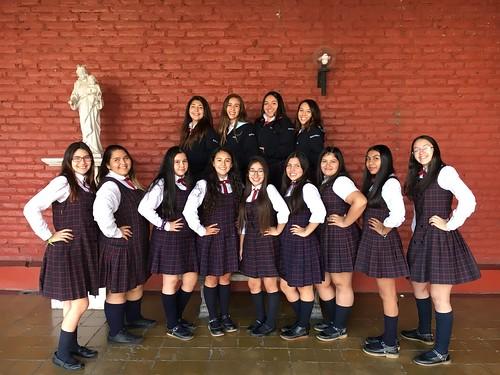 Centro de Estudiantes Cecilianas 2018