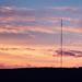 Pole Moor sunset