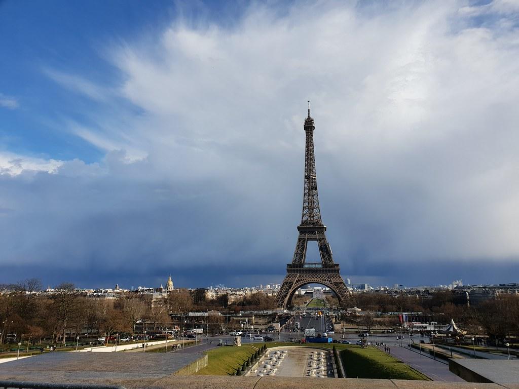 艾菲爾鐵塔 La Tour Eiffel-8