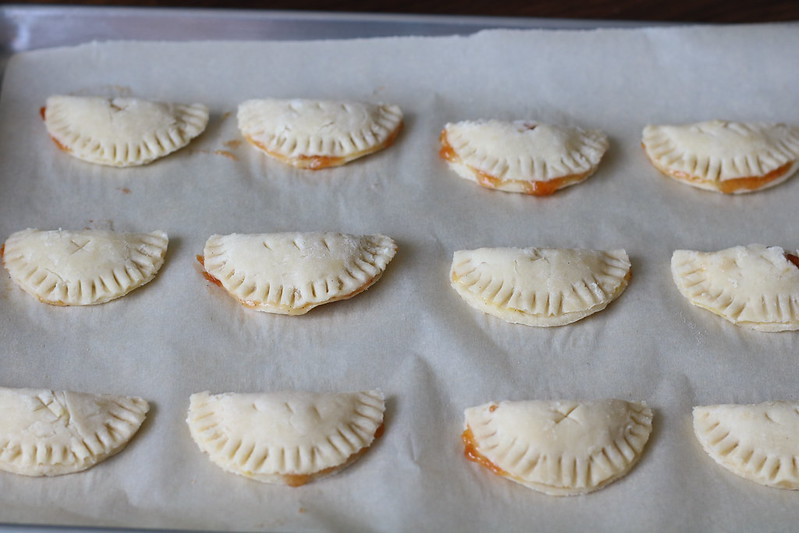 pre-baked hand pies