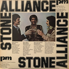 STONE ALLIANCE:STONE ALLIANCE(JACKET A)
