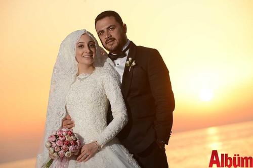 Beyza Gökgül, Hakan Şimşek düğün töreni -13
