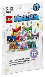 史上最難摸骨的人偶包?!LEGO 41775《獨角貓》人偶抽抽包 Unikitty! Collectible Figures
