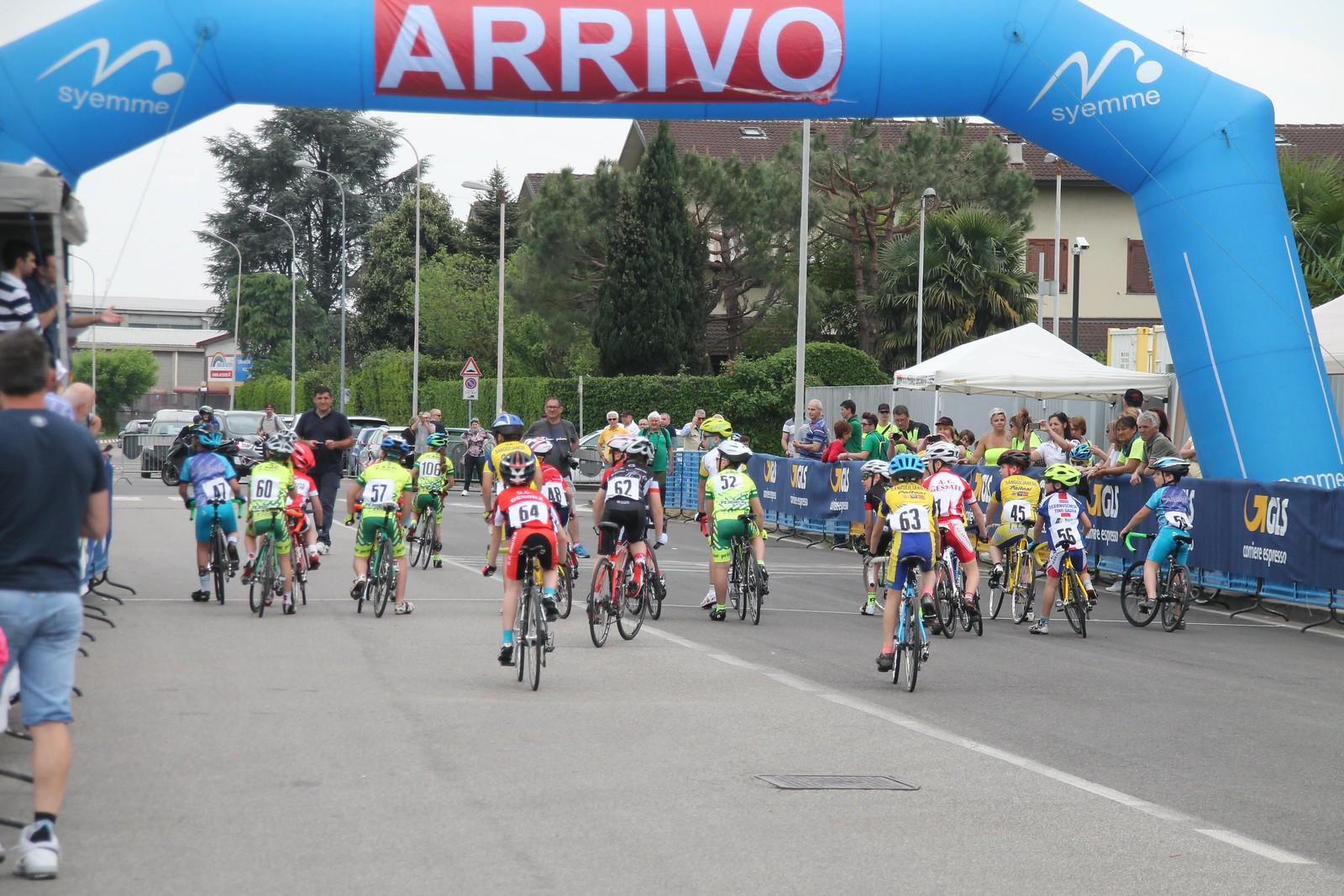 UC Sangiulianese: Trofeo GLS sulle strade di San Giuliano Milanese