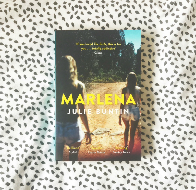 marlena julie buntin book bloggers booktube