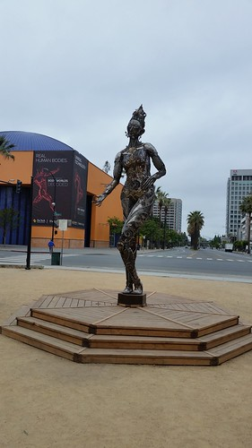 Playa Sculpture in San Jose