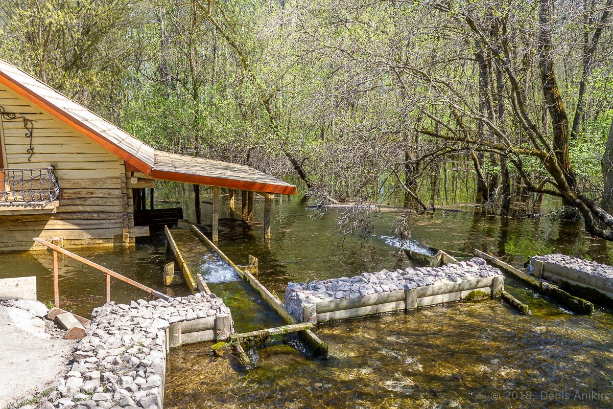Водяная мельница Колодежное фото 11