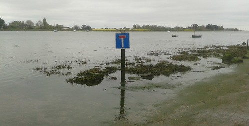 Amphibious vehicles only!