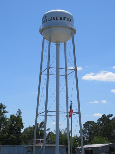 ©lancetaylor posrus florida unioncounty watertower watertank