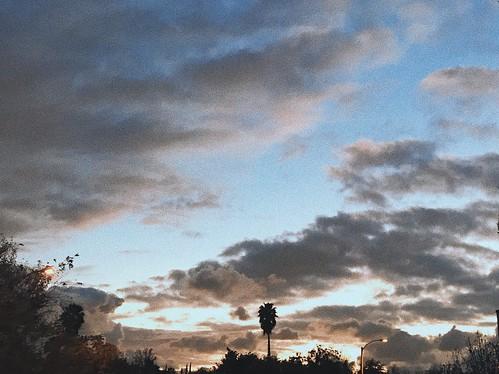 end of rain season in l.a.