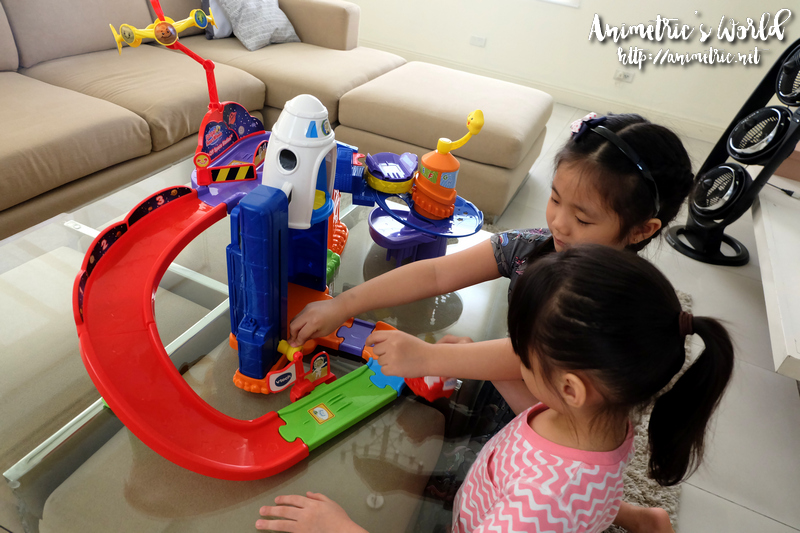 VTech Go Go Smart Wheels Blast Off Space Station