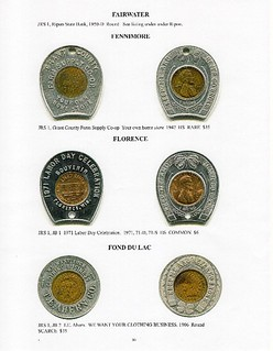 Encased Coins of Wisconsin book sample page2