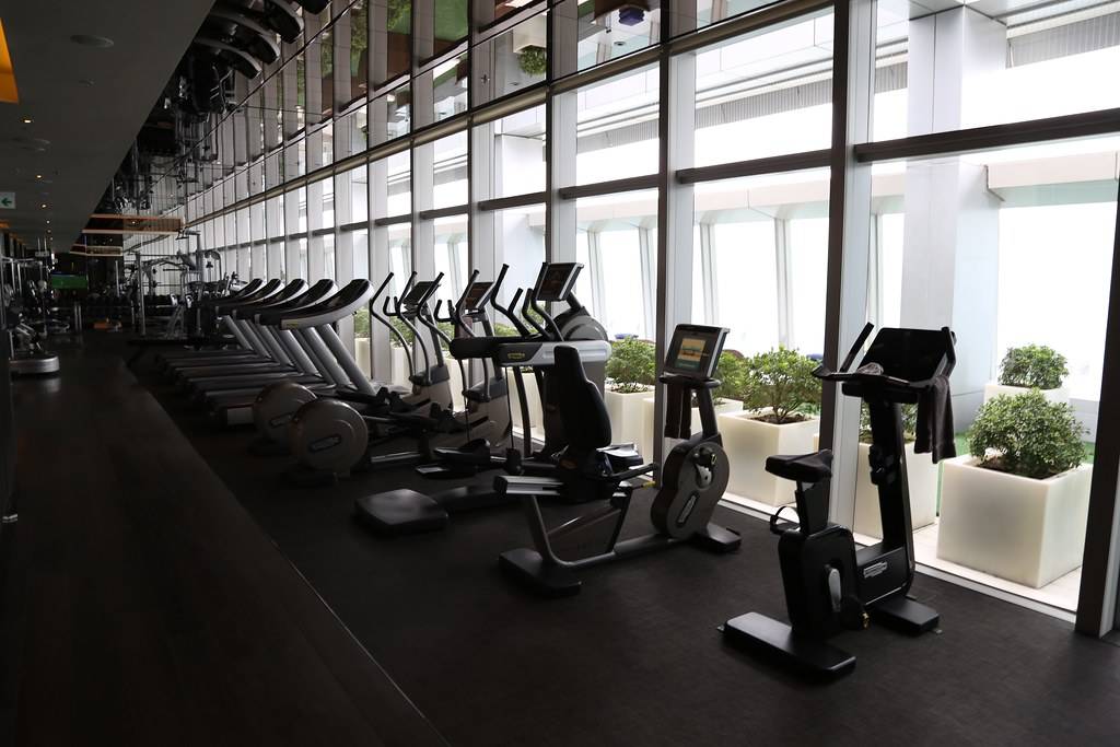 Ritz-Carlton Hong Kong Pool and Gym 30