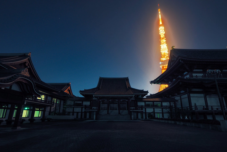 Tokyo Tower|火箭升空