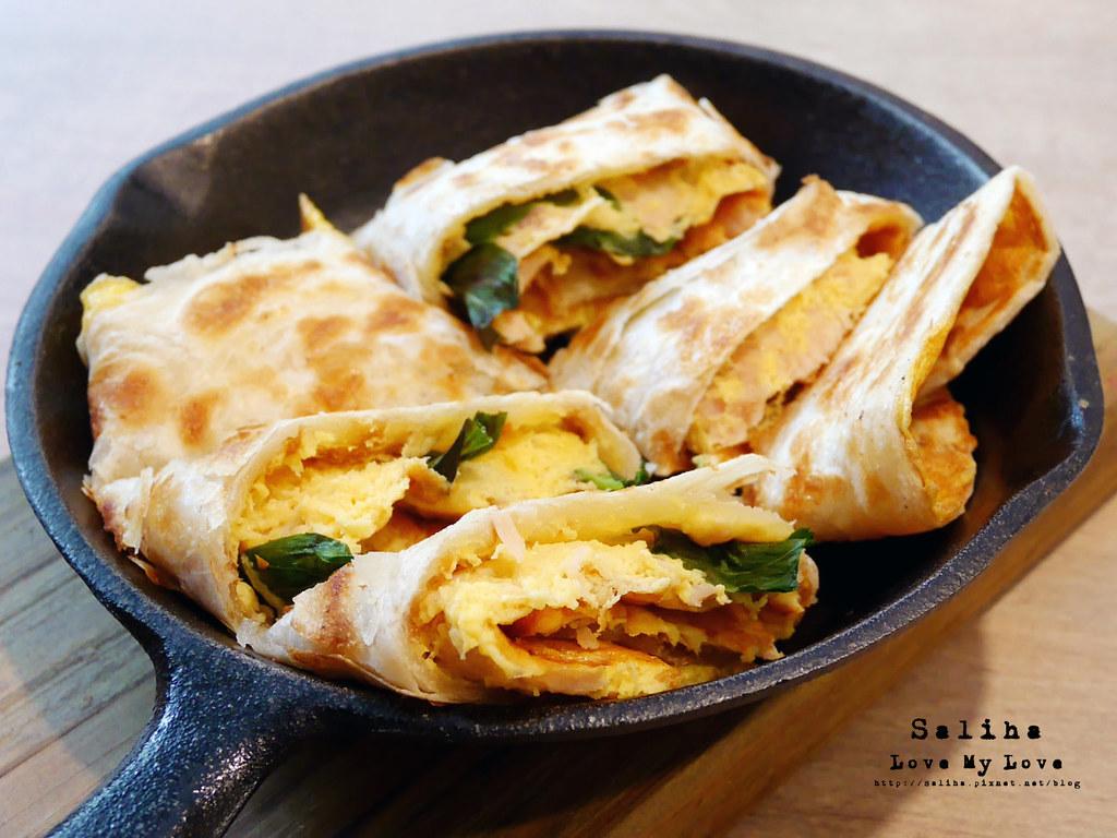 新店大坪林七張站附近早午餐餐廳推薦雨田家 (13)