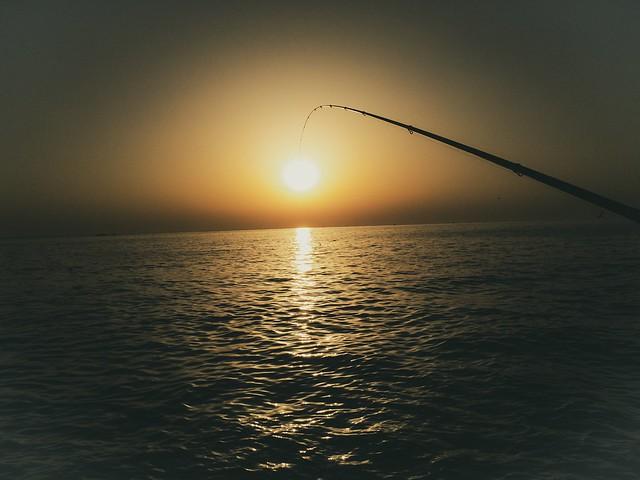 東伊豆の夜明け。