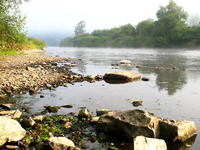 Пробудившая река, Canon POWERSHOT A640