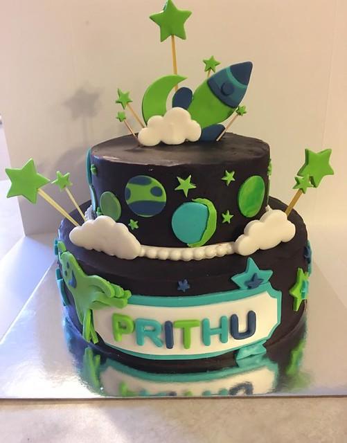 Cake by Kaur's Bakery