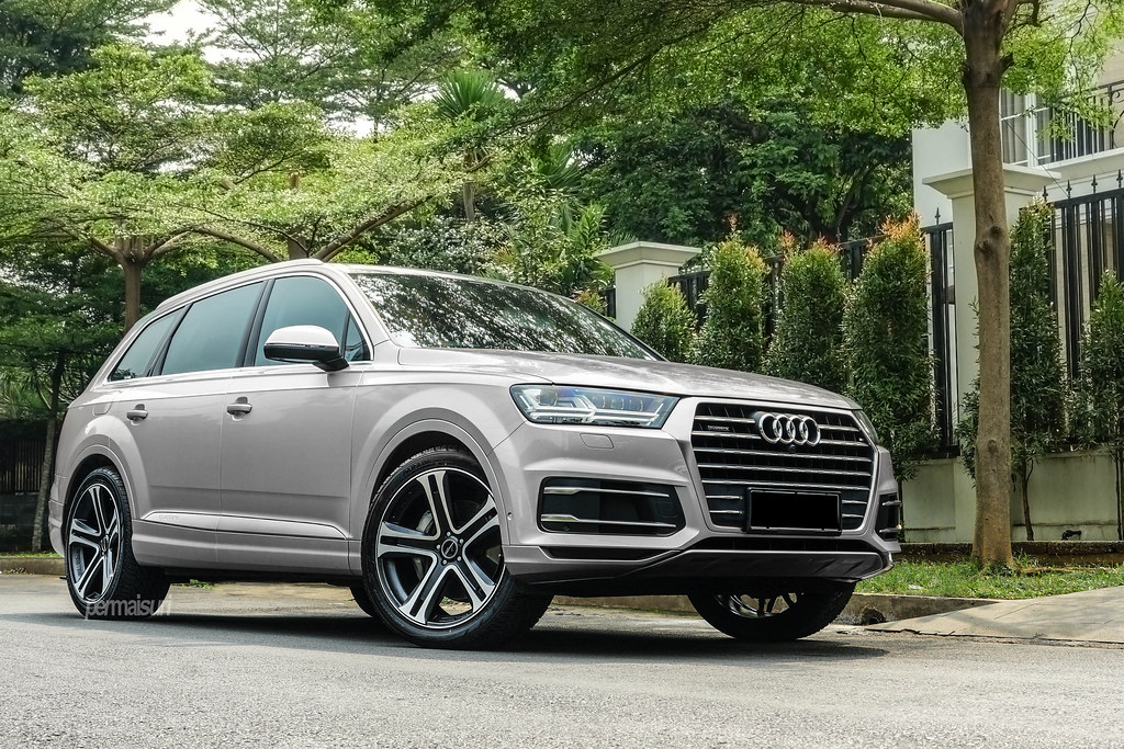 Audi Q7 - CS5