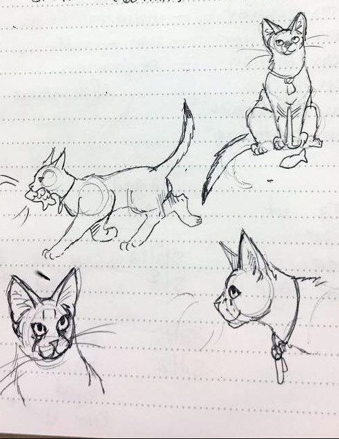 loganfish-sketches