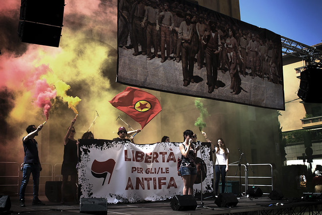 L'antifascismo non lo deleghiamo! #1