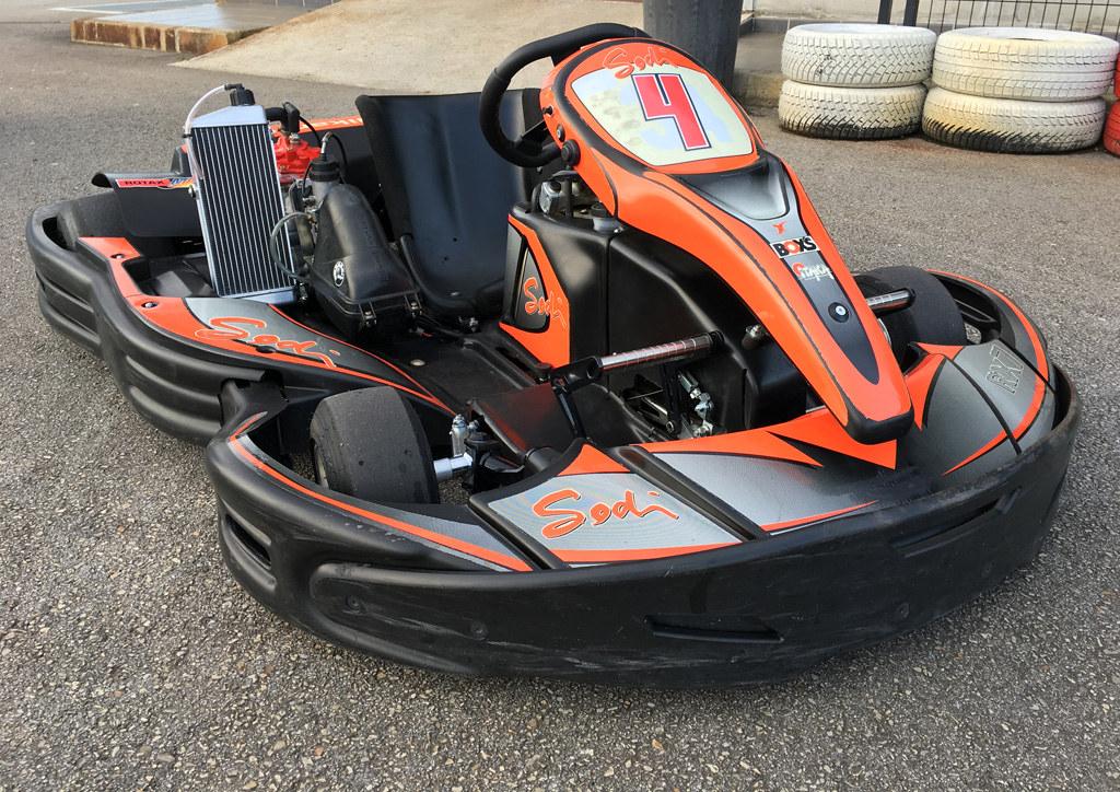 Rotax Max 2T Competición
