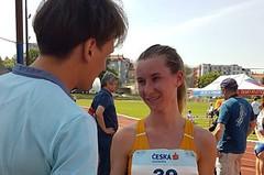 Tituly z MČR na 10 000 m pro Olejníčka a Stewartovou