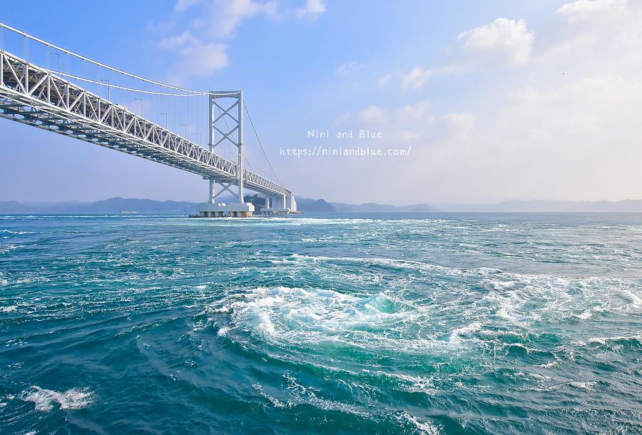 日本 鳴門漩渦 渦潮 淡路島 景點18