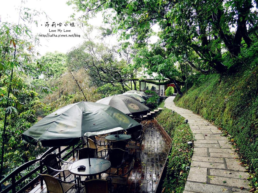 台北貓空景觀森林戶外餐廳推薦邀月茶坊 (9)