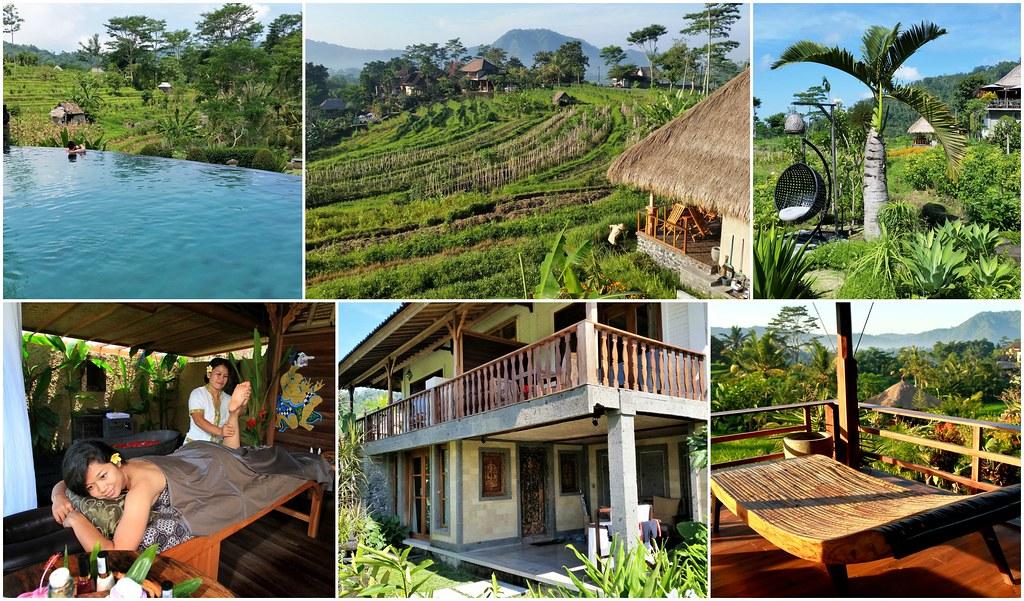 Sidemen hotel Bali