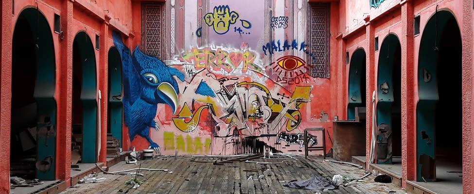 Stedentrip Athene, street art in Athene | Mooistestedentrips.nl