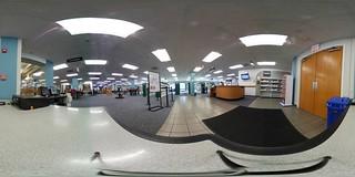 Largo-Kettering Branch Lobby