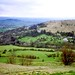 View from Shab Hill near Birdlip, Gloucestershire,