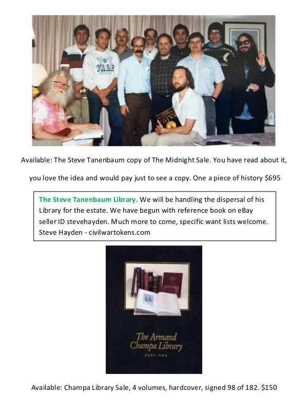 Hayden E-Sylum ad 2018-04-01 Tannenbaum Library