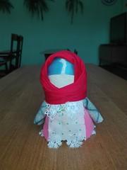 Горбунова Ольга (рук. Стефак Ирина Николаевна) - «Кукла-оберег Крупеничка»