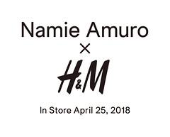 Namie Amuro x H&M -brand- (1)