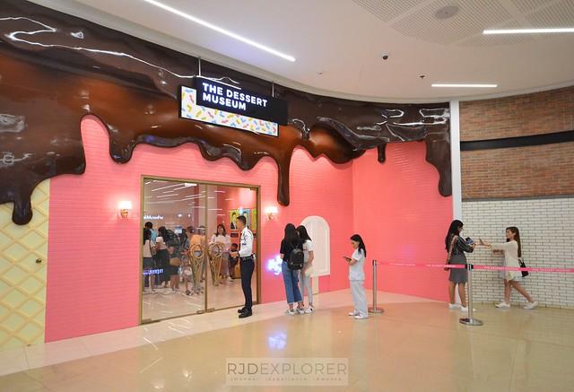 the dessert museum manila