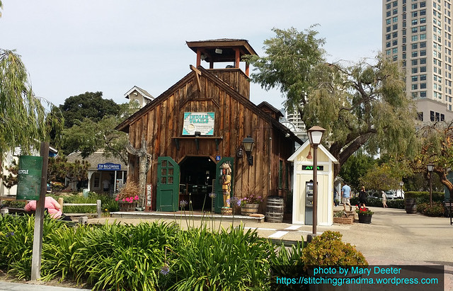 Seaport Village San Diego CA