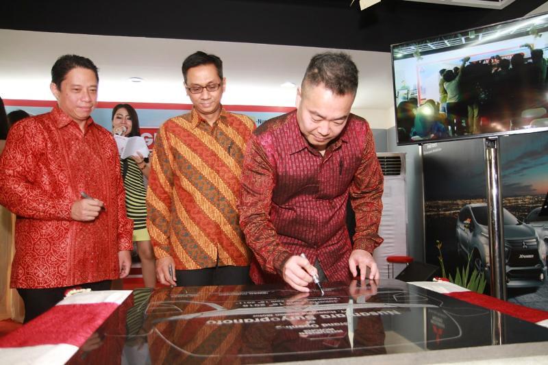 MMKSI Buka Diler Baru Lagi di Jakarta